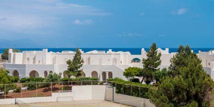 Tennisbane på Hotel Almyra i Ierapetra, Kreta