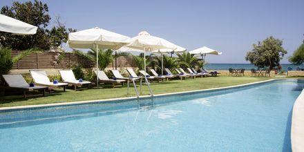 Pool på Almyrida Resort på Kreta, Grækenland.