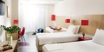 Superior-værelse på Almyrida Resort på Kreta, Grækenland.