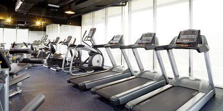 Fitness Re:Charge på Hotel Aloft Palm Jumeirah, Dubai.
