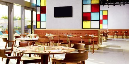 East & Seaboard Eatery & Lounge på Hotel Aloft Palm Jumeirah, Dubai.