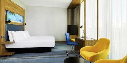 Dobbeltværelse på Hotel Aloft Palm Jumeirah, Dubai.