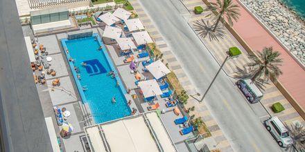 Splash, poolområde på Hotel Aloft Palm Jumeirah, Dubai.