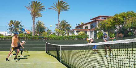 Tennis på Alua Suites Fuerteventura.