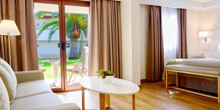 Junior-suite på Alua Suites Fuerteventura.