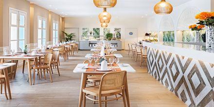 Restaurant Atrium på Alua Suites Fuerteventura.