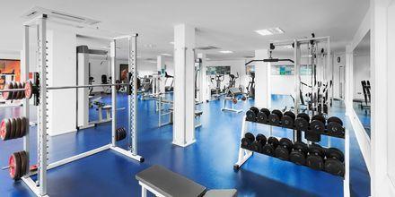 Fitnessrum på Alua Suites Fuerteventura.