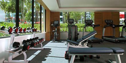 Fitness faciliteter på Hotel Amari Hua Hin i Hua Hun, Thailand.