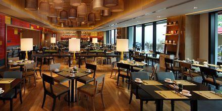 Restaurant Mosaic på Hotel Amari Hua Hin i Hua Hun, Thailand.