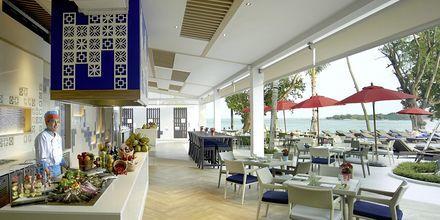Amaya Food Gallery  på hotel Amari Koh Samui.