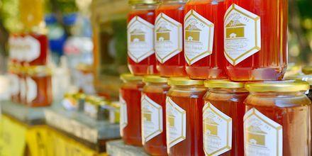 Lokalt produceret honning