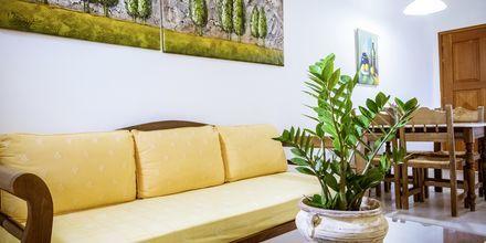 1-værelses lejligheder på Hotel Anais Summerstar i Agii Apostoli på Kreta, Grækenland.