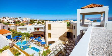 Hotel Anais Summerstar i Agii Apostoli, Kreta, Grækenland.