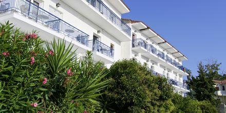 Hotel Andromeda på Samos, Grækenland.