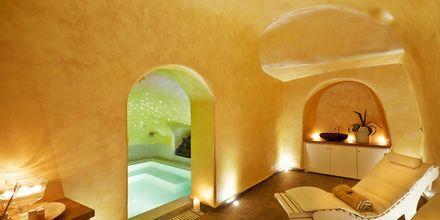 Spa på hotel Andromeda Villas på Santorini, Grækenland.