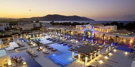 Hotel Anemos Luxury Grand Resort i Georgiopolis på Kreta, Grækenland.