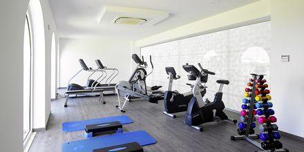 Fitness på Hotel Anemos Luxury Grand Resort i Georgiopolis på Kreta, Grækenland.