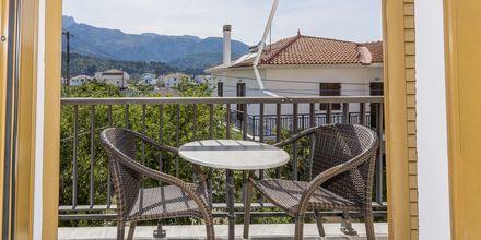 Hotel Angela i Kokkari på Samos.