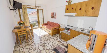 Lejlighed på Hotel Angela i Kokkari på Samos.
