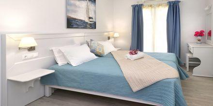 2- og 3-værelses lejlighed på Hotel Angela Beach i Votsalakia på Samos i Grækenland.
