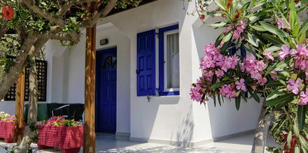 Hotel Angela Beach i Votsalakia på Samos, Grækenland.