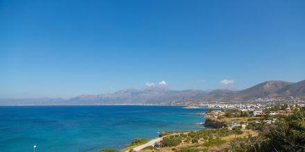 Anissaras på Kreta.