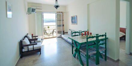 2-værelses lejlighed på Hotel Anthemis på Samos, Grækenland.