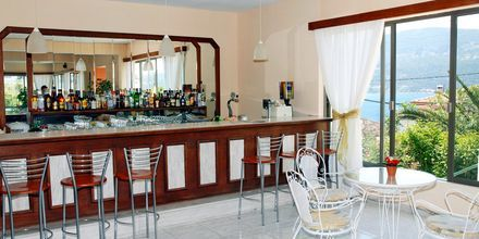 Bar på Hotel Anthemis på Samos, Grækenland.