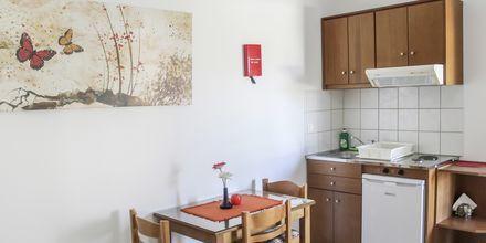 1-værelses lejligheder på Hotel Anthimos i Platanias på Kreta, Grækenland