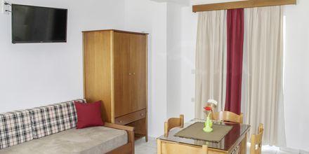 2-værelses lejligheder på Hotel Anthimos i Platanias på Kreta, Grækenland