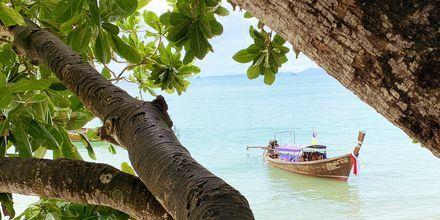 Ao Nang, Krabi i Thailand.