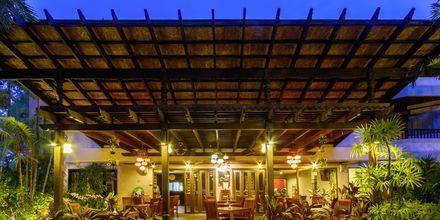 Restaurant på Aonang Princeville Villa Resort & Spa i Krabi, Thailand.