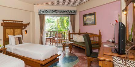 Dobbeltværelse på Aonang Princeville Villa Resort & Spa i Krabi, Thailand.