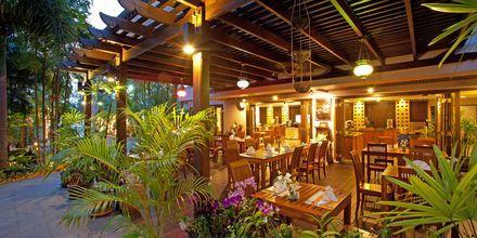 Restauranten på Aonang Princeville Villa Resort & Spa i Krabi, Thailand