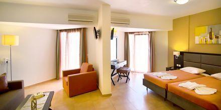 Junior-suite på Hotel Aphrodite, Lesvos.