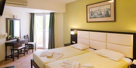 Dobbeltværelse på Hotel Aphrodite, Lesvos.