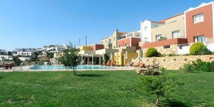 Hotel Apolis på Karpathos, Grækenland.