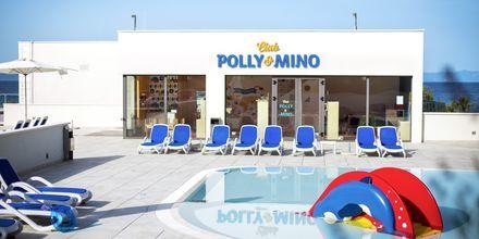 Børneklub på Hotel Apollo Mondo Family Romana i Kroatien.