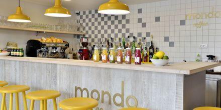 Mondo Coffee på Hotel Apollo Mondo Family Romana i Kroatien.