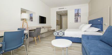 1-værelses lejlighed på Hotel Apollo Mondo Family Romana i Kroatien.