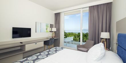 2-værelses lejlighed på Hotel Apollo Mondo Family Romana i Kroatien.