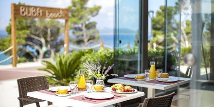 Hotel Romana Beach Resort i Kroatien.