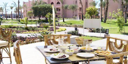 Apollos buffetrestaurant på Aqua Vista i Hurghada, Egypten.