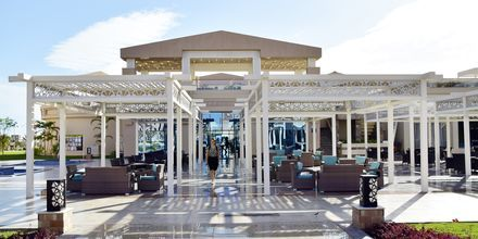 Lobby på Aqua Vista i Hurghada, Egypten.