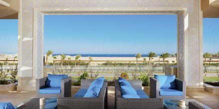 Red Sky Bar på hotel Aqua Vista i Hurghada, Egypten.