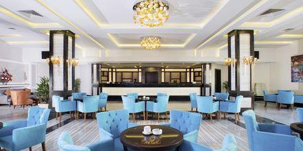 Lobbybar på hotel Aqua Vista i Hurghada, Egypten.