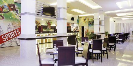 Restaurant Sports Bar på hotel Aqua Vista i Hurghada, Egypten.
