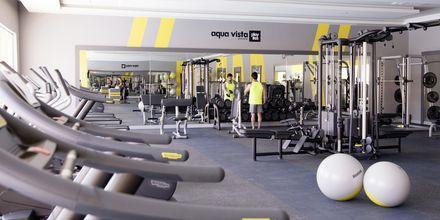 Fitnessrum på Aqua Vista i Hurghada, Egypten.