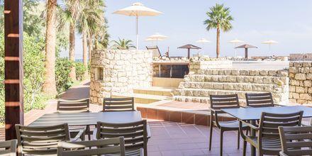 Snackbar på Hotel Aquamar på Kreta, Grækenland.