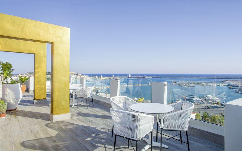 Hotel Aquarius i Rethymnon